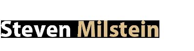 Steven Milstein's Blog